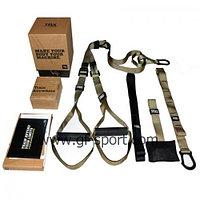 Тренажер TRX FORCE Kit: Tactical (тренировочные петли) T3