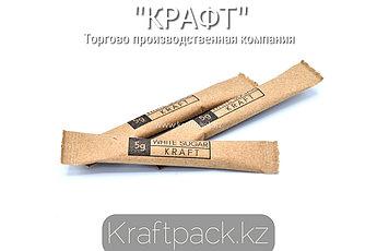 Сахар порционный, белый в стиках 5гр (10кг/2000шт)