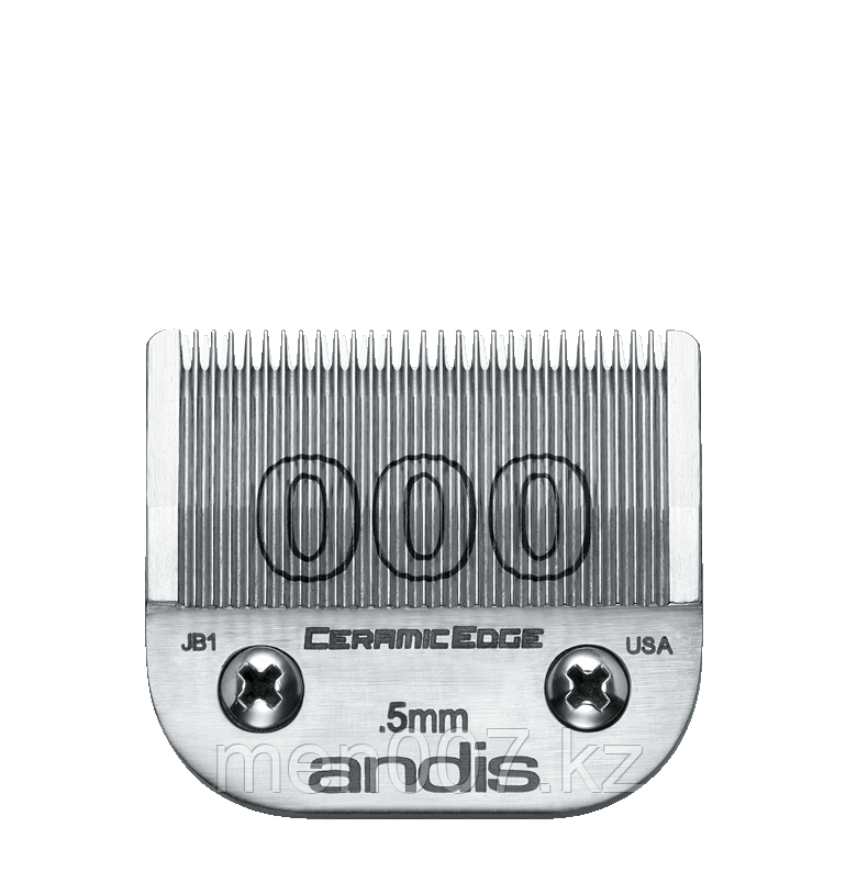 Нож для машинки ANDIS CeramicEdge № 000 под слот A5, 0,5 мм