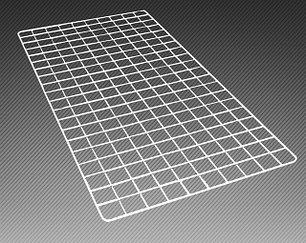 Сетка с одинарной окантовкой 5 мм (крашенная)
