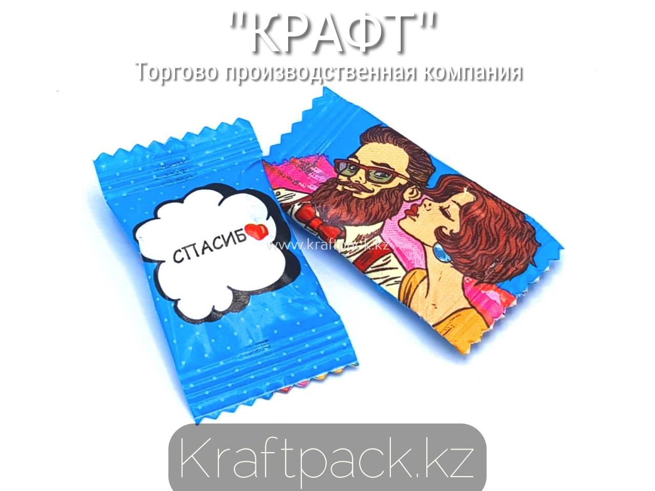 Жевательная резинка в индивидуальной упаковке (500)