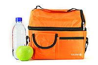 """Термосумка """"Правильное питание"""", цвет-оранжевый"""