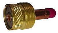 Корпус цанги увеличенная модель с газовой линзой д. 1.6 мм.