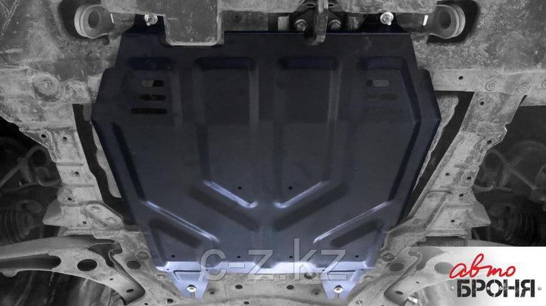 Защита картера Mitsubishi Lancer X 2007-2016, фото 2