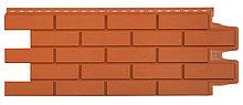 """Фасадная панель Grand Line коллекция """"клинкерный камень"""" цвет терракотовый"""