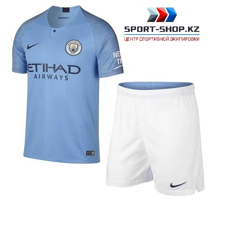 Футбольная форма (Manchester city) - оригинал18/19