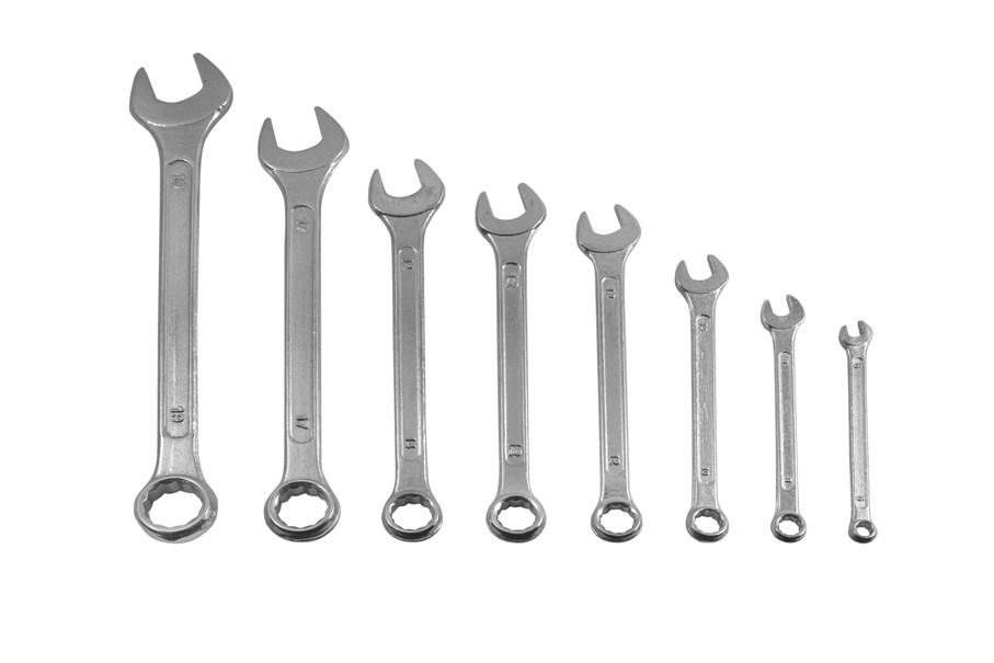 Ключ гаечный комбинированный 7х 7