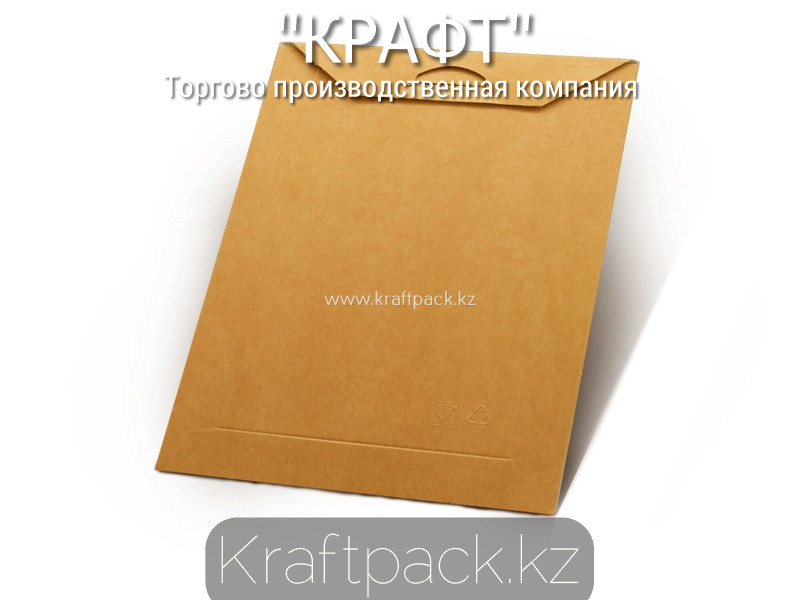 Конверт для сопутствующих предметов (Eco Pocket XL) DoEco(50/500)