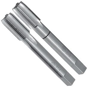 Метчики машинно-ручные комплектные M2x0,4  М2,5х0,45
