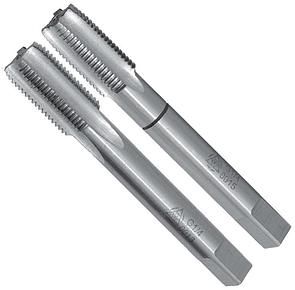 Метчики машинные с винтовой подточкой и шахматным расположением зубьев М10х1,5