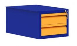 Т - ВПЭ подвесная тумба - ящик для крепления к верстаку