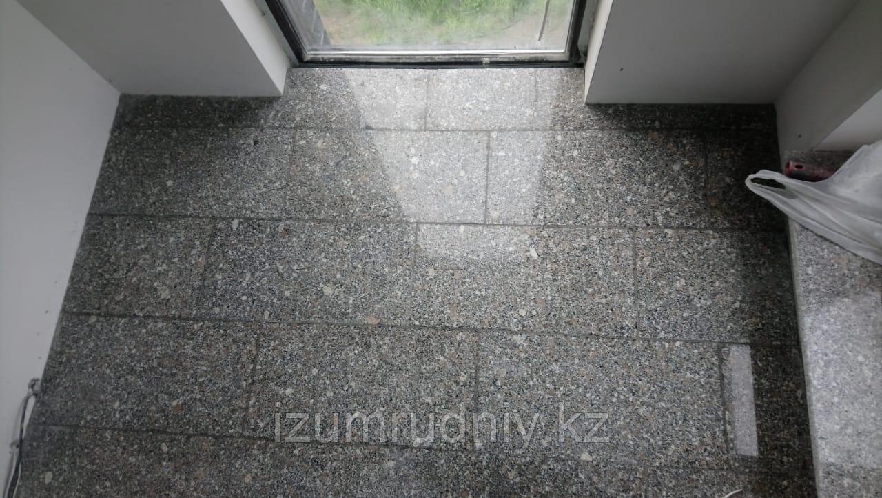 Тротуарная плитка гранитная 15*30