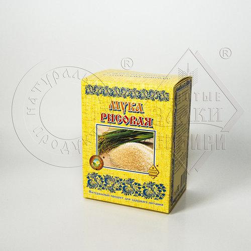 Мука рисовая 500 гр