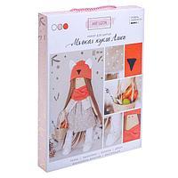 Интерьерная кукла «Алиса», набор для шитья, 18.9 × 22.5 × 2.5 см, фото 1