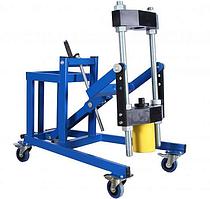 ODA-E1339 Выпрессовщик шкворней 50 тонн (насос не входит в комплект)