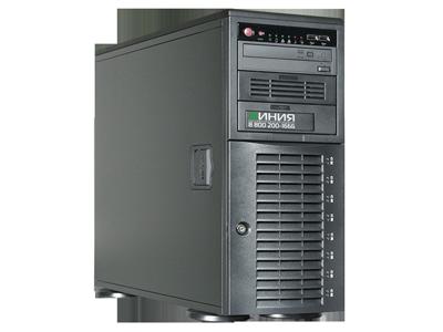 IP-видеосервер Линия NVR-48 SuperStorage, фото 2
