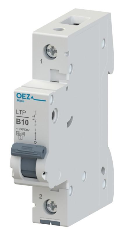 Автоматический выключатель LTP-13B-1  -LTP-63B-1 OEZ:42194 - OEZ:42201