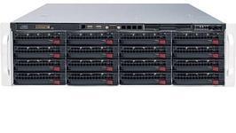 IP-видеосервер Линия NVR-128 SuperStorage