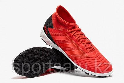 Футбольные сороконожки Adidas Predator 19.3 Red