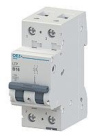 Автоматический выключатель LTP-6B-2-LTP-63B-2 OEZ:42216-OEZ:42225