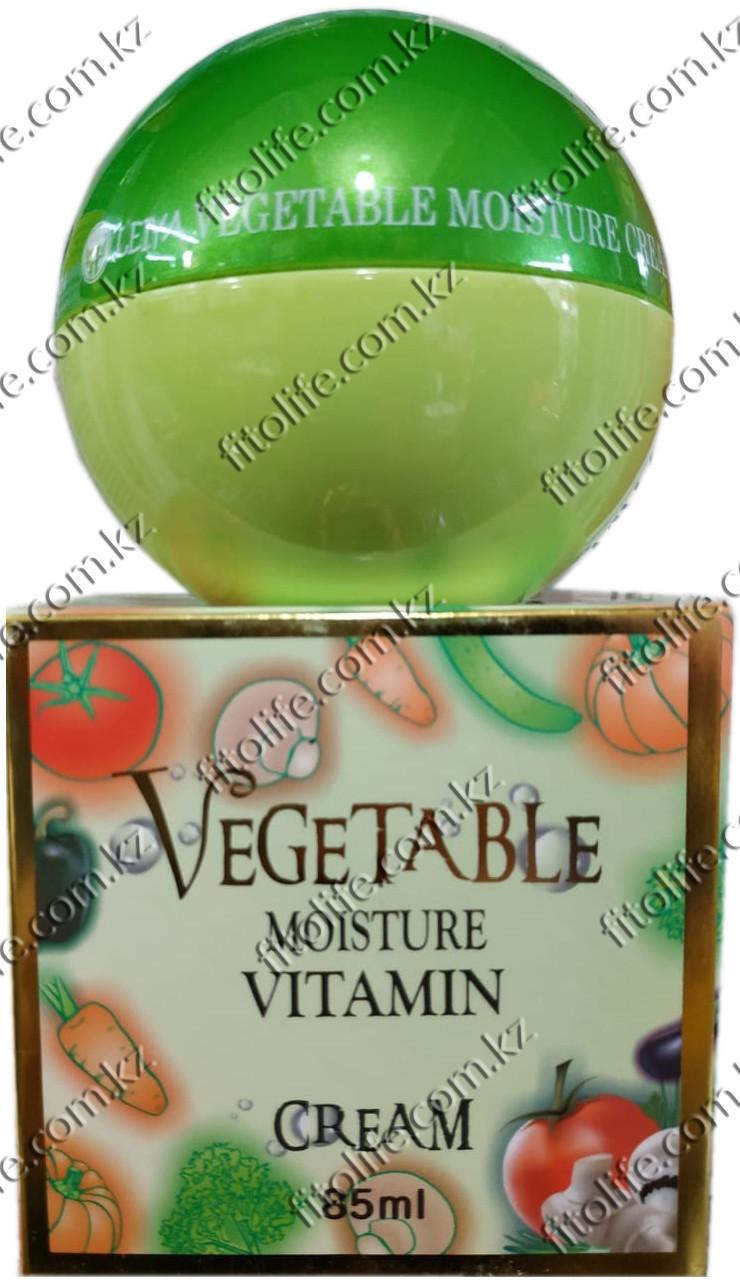 Увлажняющий крем, овощные витаминыr