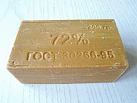 Производство хозяйственного мыла 72%