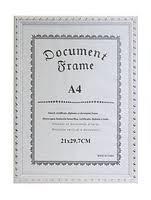 Рамка А4 для сертификата