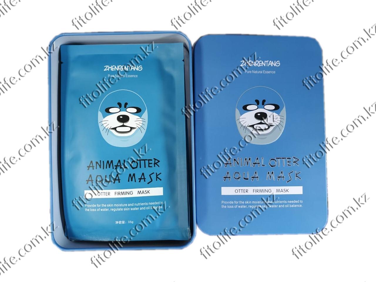 Animal Otter Aqua Mask. Увлажняющая аква маска