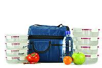 Термосумка и контейнеры для еды Комплект № 7-5