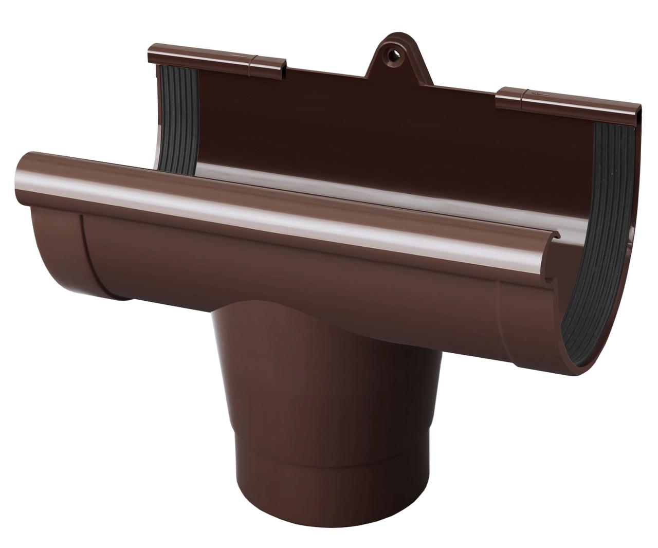 Rainway воронка желоба, цвет коричневый