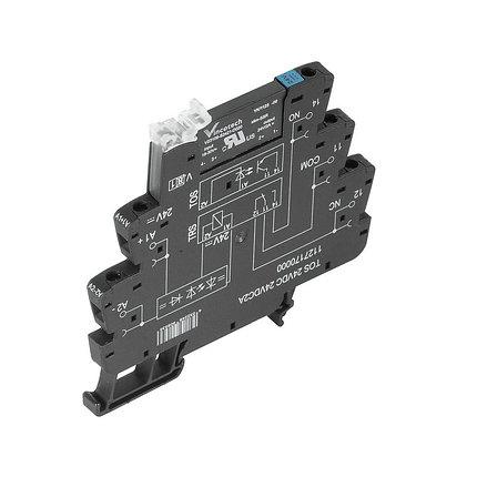 Твердотельные реле TOS 24VDC 230VAC1A, фото 2