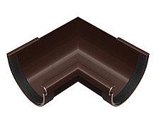 Rainway угол желоба внутренний 90°, цвет коричневый