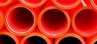 Трубы гофрированные двустенные ПНД IEK - производство для сложных условий эксплуатации