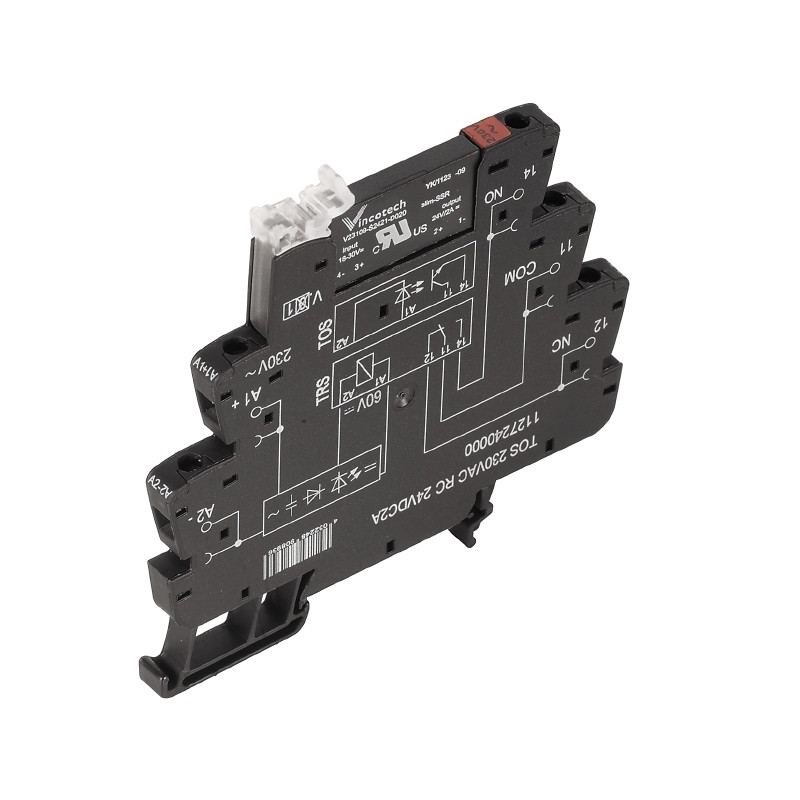 Твердотельные реле TOS 230VAC RC 230VAC1A