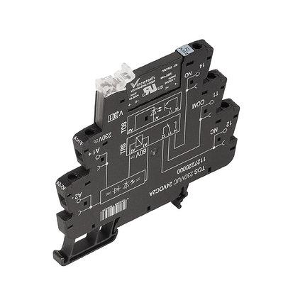 Твердотельные реле TOZ 5VDC 230VAC1A, фото 2