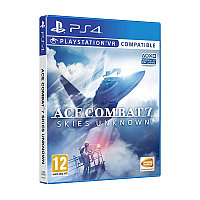 Видеоигра Ace Combat 7: Skies Unknown PS4