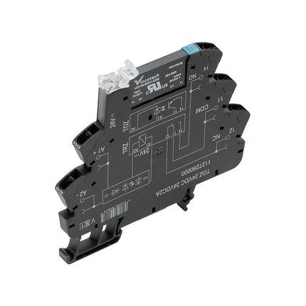 Твердотельные реле TOZ 12VDC 230VAC1A, фото 2