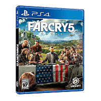 Видеоигра Far Cry 5 PS4