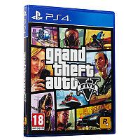 Видеоигра Grand Theft Auto V PS4
