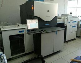 HP Indigo press 3500 - цифровая офсетная машина второго поколения (Series 2), 2008г