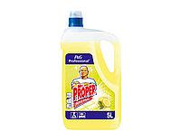 Мистер Пропер Mr. Proper, 5 л, для поверхностей Лимон  (P&G)