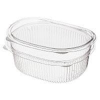 РКС-1000, контейнер прозрачный для салатов (БОПС, Комус)
