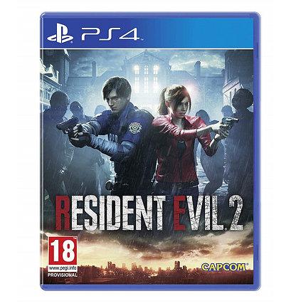 Видеоигра Resident Evil 2 PS4, фото 2