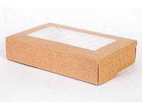 Контейнер на вынос Eco Tabox 1000 мл., 200*120*40 (БУМ, DoEco) 300шт/кор
