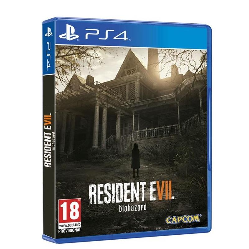 Видеоигра Resident Evil 7 PS4