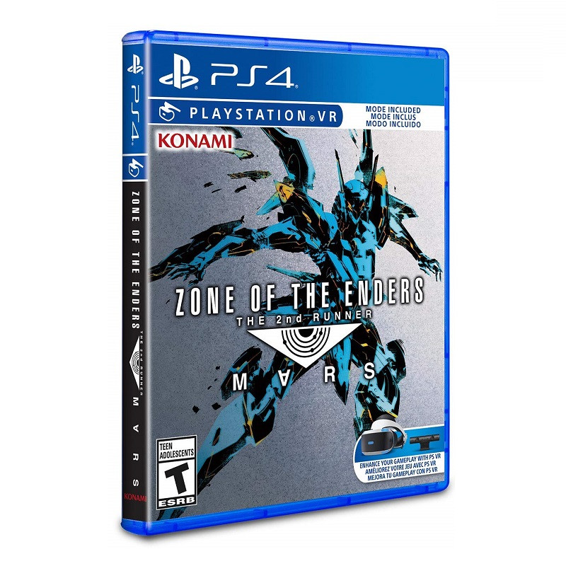 Видеоигра ZONE OF THE ENDERS: The 2nd Runner - MARS PS4