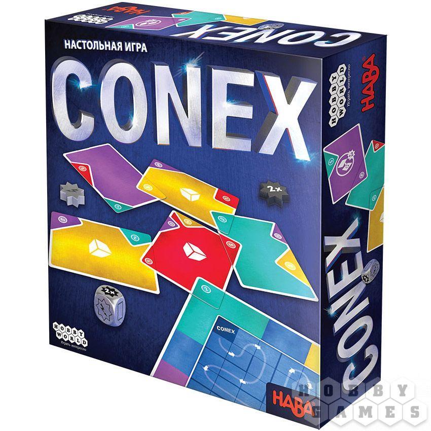 Настольная игра Conex