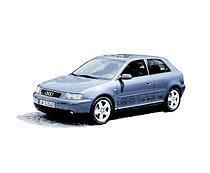 Audi A3 8L 1998-2003