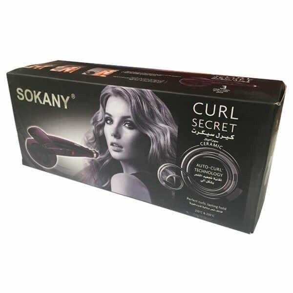 Плойка-автомат для локонов Sokany Curl Secret
