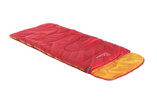 Спальный мешок трекинговый, кемпинговый High Peak KIOWA, Форм-фактор: Кокон, Мест: 1,t°(комфорта): +14°С, Мате